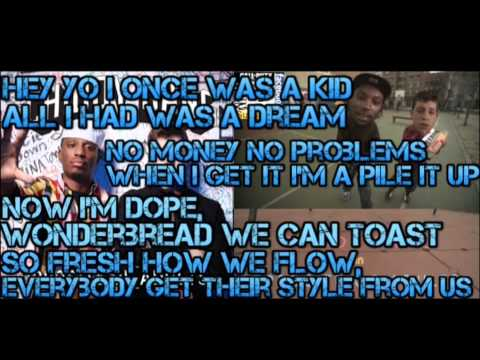 Opposite Of Adults Chiddy Bang karaoke with lyrics