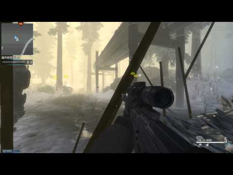 """Call of Duty: Online new campaign levels Contingency """"Flooded through action"""" part 1 of 3"""