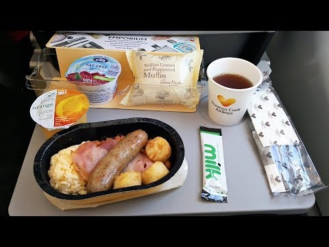 A taste of Thomas Cook | Airbus A321 G-TCVB Newcastle to Tenerife 2019