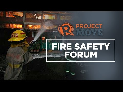 Project MOVE: Fire Safety Forum