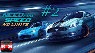 Need for Speed No Limits - Chapter 2: Evolution - Worldwide Launch 60fps Gameplay Video