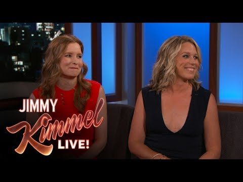 Jessica St. Clair & Lennon Parham on Picking Boobs & 'Playing House'