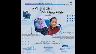 "Download Lagu Webinar PERMADANI Sunan Kalijaga ""Ignite Your Zeal, Unlock Your Future"" mp3"