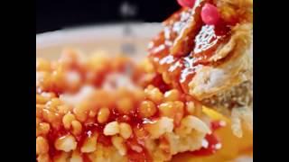 Хрустящая рыба в кисло-сладком соусе | CCTV Русский