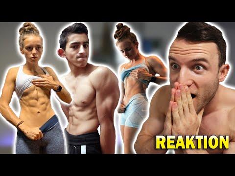 Die Krassesten Fitness Transformationen Meiner Community #8 | Sascha Huber Reaktion