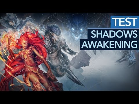 Shadows: Awakening Gameplay - Closed BETA Gameplay - RPG Game Similar To Torchlight