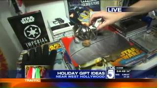 Holiday Gift Ideas 1 - KTLA - 2015