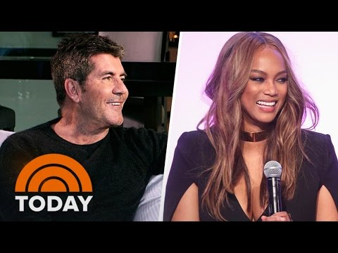 Simon Cowell On 'America's Got Talent': Tyra Banks Is 'Still A Bit Of A Diva' | TODAY