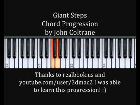 Giant Steps Chord Progression Slow Jill Scott Style Hip Hop