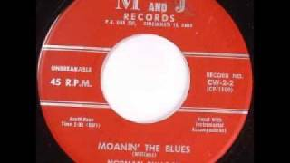 Norman Bullock With The Southerneers - Moanin