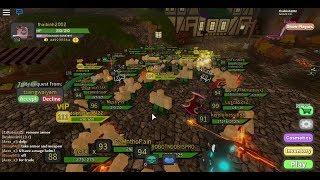 Roblox Teil 64, Full HD. Roblox Dungeon Quest live, UnderWorld Wellenverteidigung. TD Spiele.