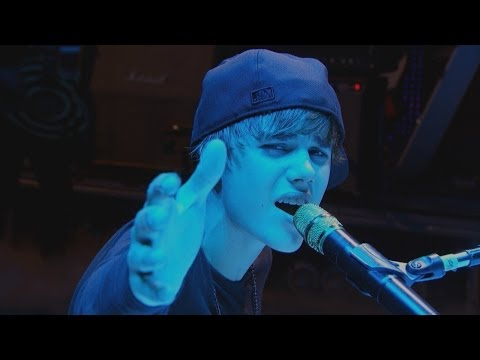 Justin Bieber Down to Earth from Never say Never Movie HD