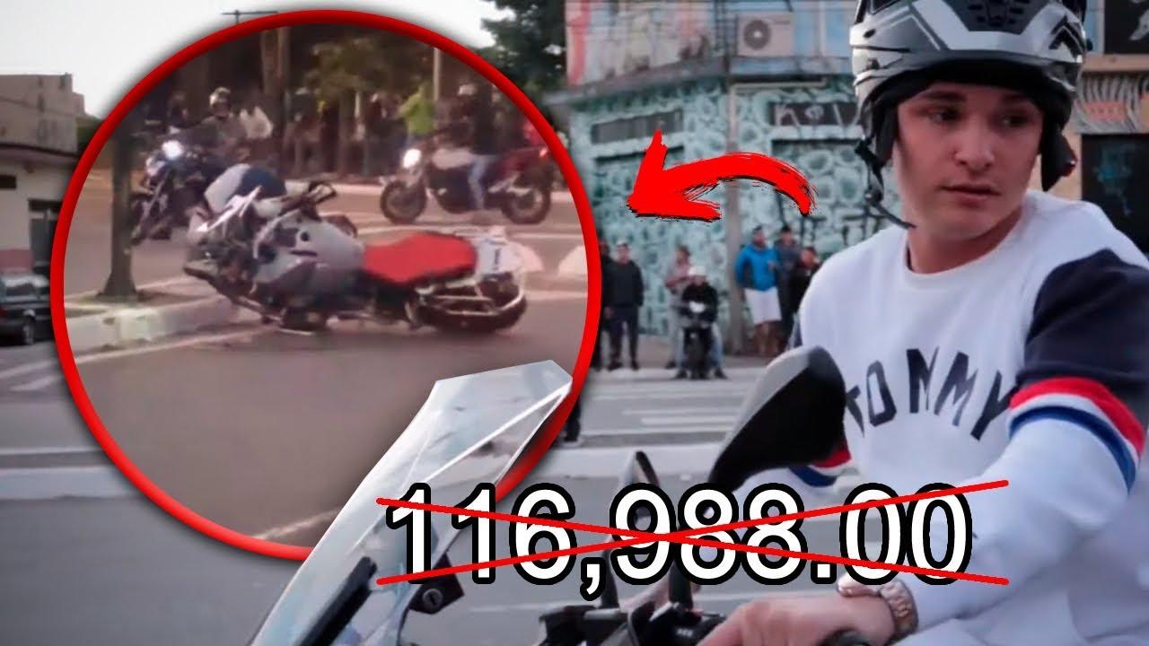 Mc Gui E O Prejuizo De 116 Mil Reais Youtube Mc gui no hospital, após um acidente de moto (foto: mc gui e o prejuizo de 116 mil reais