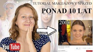 😱 ODTWARZAM PIERWSZY POLSKI TUTORIAL MAKIJAŻOWY!!
