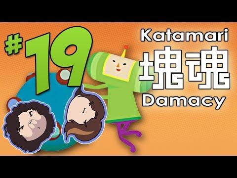 Katamari Damacy: Moon Bounce - PART 19 - Game Grumps |