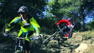 Nico Vouilloz and Friends Shred the Maritime Alps