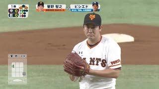 7/28 「巨人対中日」 ハイライト Fun! BASEBALL!!プロ野球中継2018 公式...
