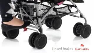 Детская коляска Maclaren Quest Buggy(, 2014-03-16T11:24:28.000Z)