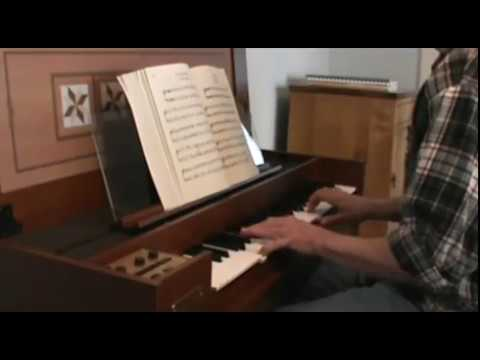 Three Short Renaissance Pieces on the Roland Digital Harpsichord