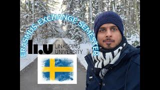 Erasmus Exchange Semester at Linköping University Sweden  First days Pakistani Student Sapienza Roma