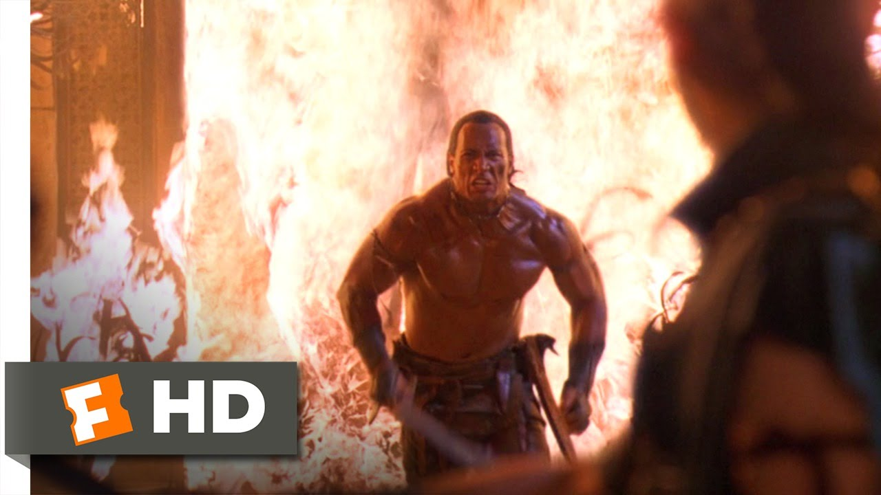 Download The Scorpion King (8/9) Movie CLIP - Swords of Fire (2002) HD