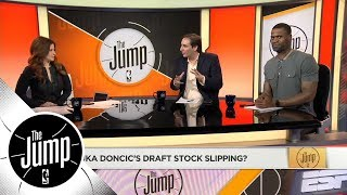 Is Luka Doncic's NBA draft stock slipping? | The Jump | ESPN
