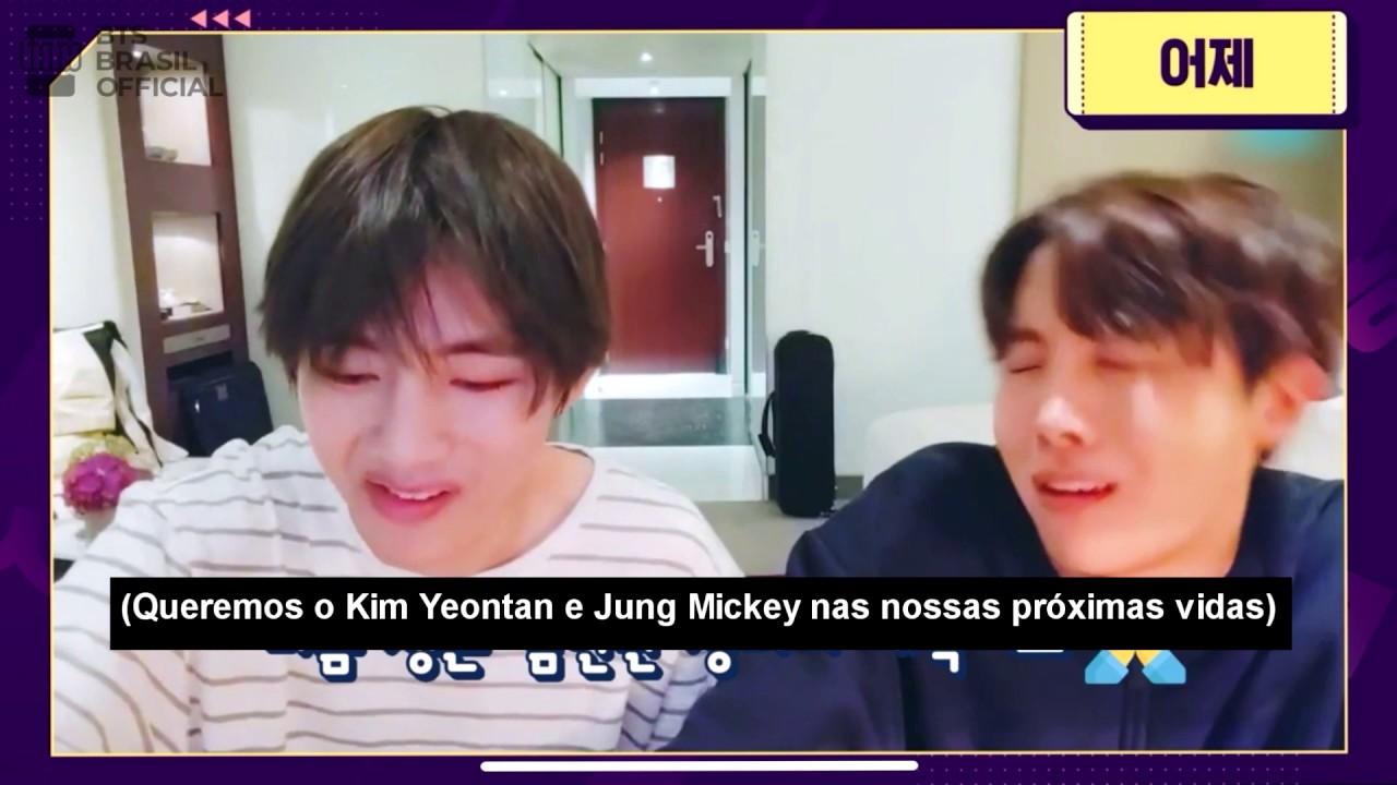 [Legendado PT-BR] Learn Korean with BTS | EP. 07 - Weverse