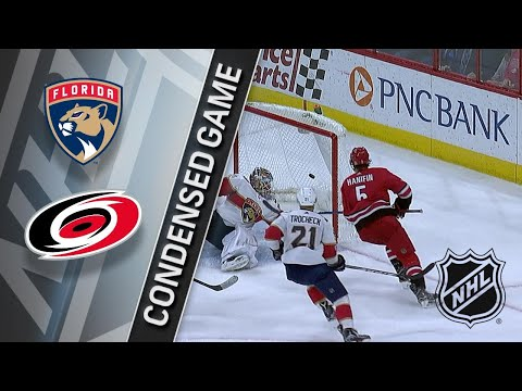12/02/17 Condensed Game: Panthers @ Hurricanes