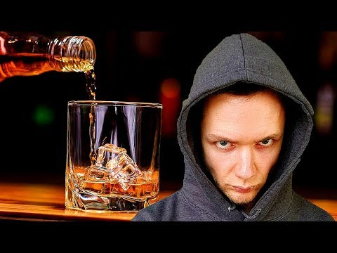 Was ist schädlicher? Alkohol oder Tierprodukte? Alkohol tötet dein Gehirn und macht DUMM
