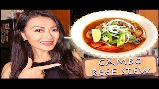 Cambodian BEEF STEW || Khor Ko (Bò Kho) EASY RECIPE