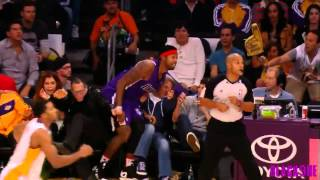 Ron Artest Metta Worldpeace Top 10 Plays as a Laker