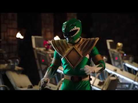 Power Rangers Super Ninja Steel - Tommy Vs. Tommy Master Morpher Fight Scene (Extended Cut)