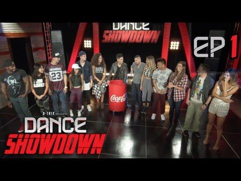 Episode 1: Stars & Choreographers Partner   D-trix Presents Dance Showdown Season 4