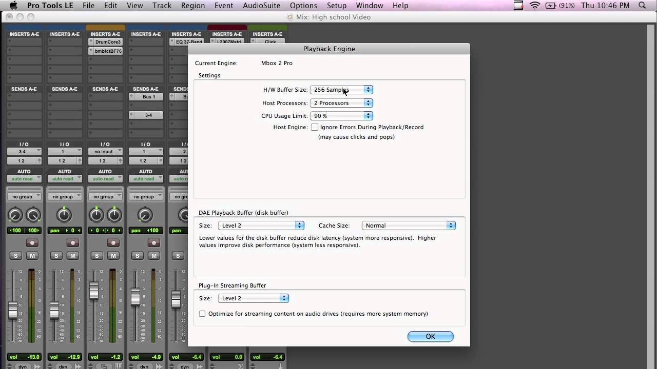 how to record in pro tools with out getting a delay youtube rh youtube com
