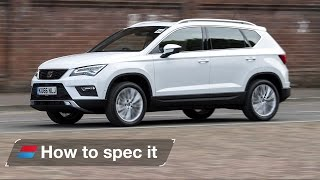 How to spec the 2016 Seat Ateca - engines, colour and trim levels