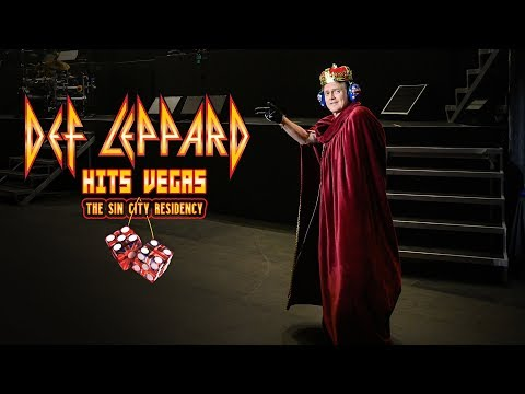 To Be Continued... Def Leppard Hits Vegas
