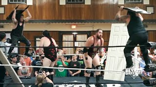 [Free Match] HARDCORE RULES: Bear Country v. KTB & Jimmy Lloyd | Beyond Wrestling (Game Changer GCW)