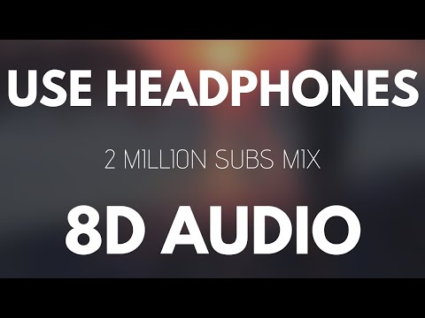8d Music Mix ⚡ Best 8d Audio Songs 2 Million Special