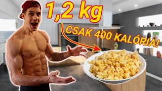 alacsony kalóriatartalmú étrend)