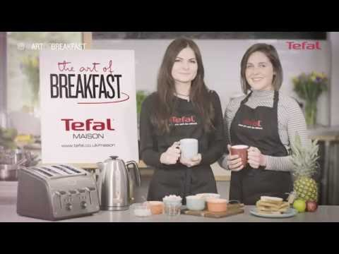 Tefal Art of Breakfast