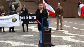 Kundgebung in Pirmasens am 09.04.2016 Die Rede von Marcel Meyer