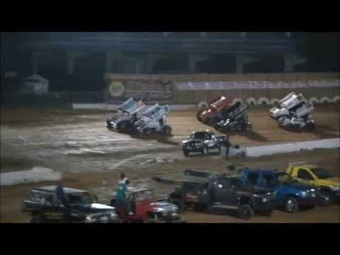 King of the West Sprints Placerville Speedway