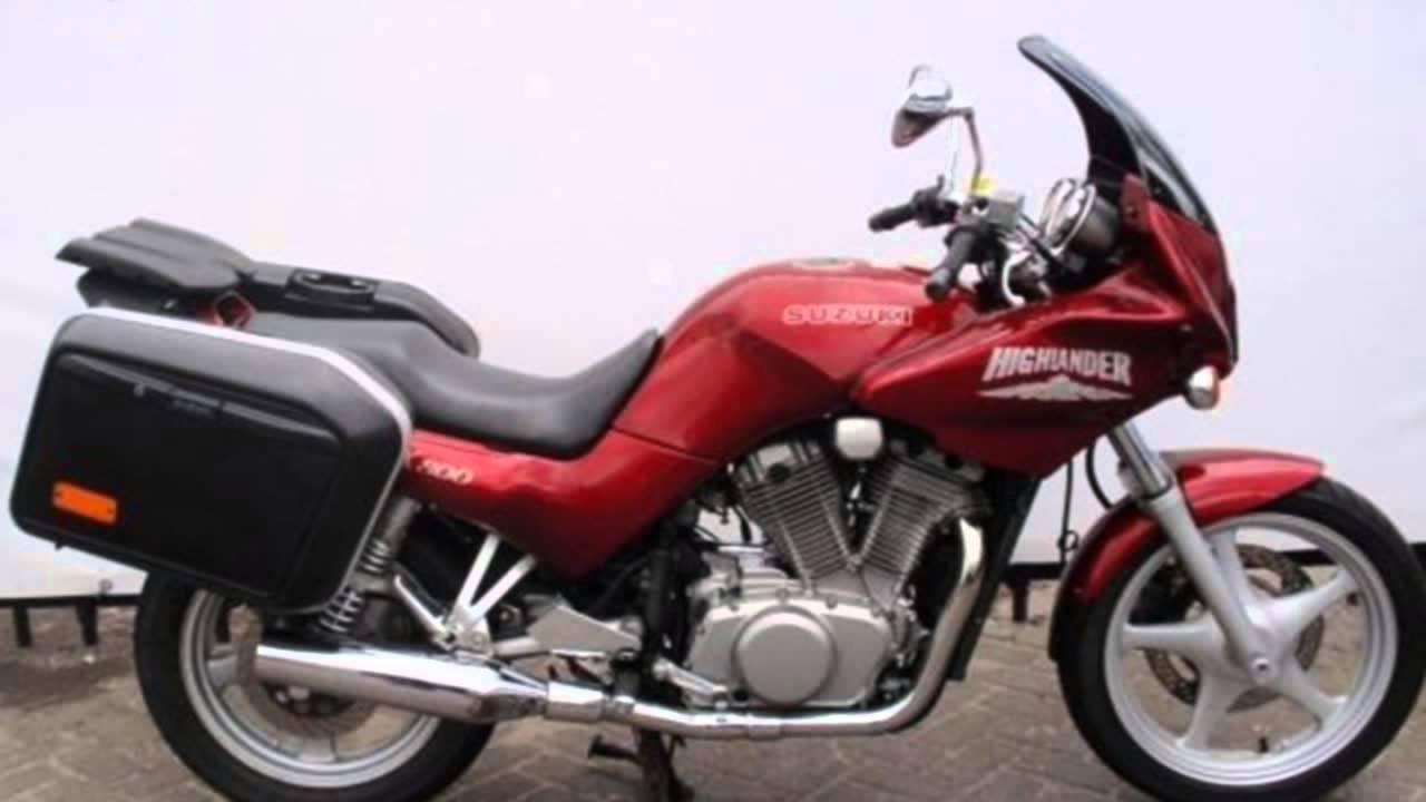 My Suzuki VX 800!!! - YouTube