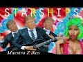 Download Donald Trump Singing Starships by Nicki Minaj MP3 song and Music Video