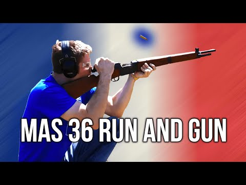 MAS 36 Run and Gun: France's Right Hook