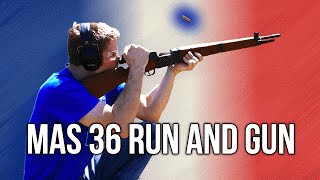 MAS 36 Run and Gun: France's Right Hook