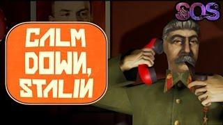 【Calm Down, Stalin】SOS: 141 ▶ The Sexy Yung Stalin