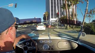 Drive to and from Million Dollar Breakfast Club in Marina
