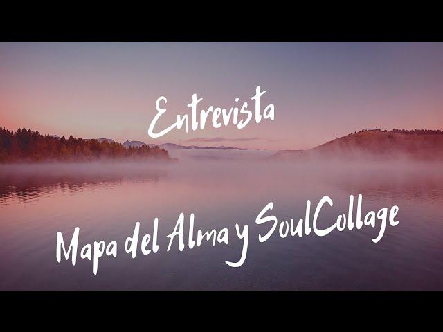 Entrevista con Daniela Davidov por Maria Scozzari sobre Mapa del Alma y Soulcollage