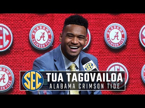 How Tua Tagovailoa plans to avoid injuries in 2019